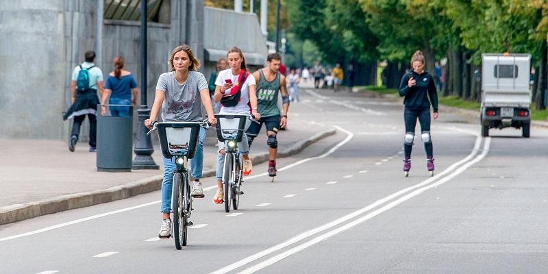 Велобайк, велопрокат в Москве, станции аренды, сезон, велосипеды, транспорт