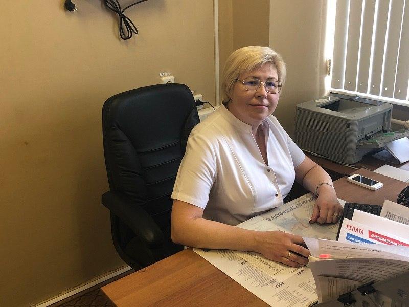 Врач-кардиолог, Светлана Тарасова, городская поликлиника № 166, Активный гражданин