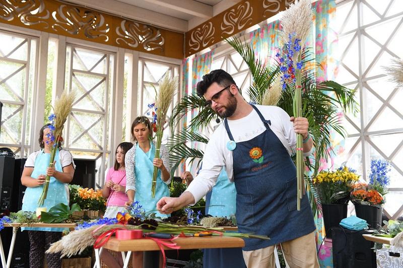 Цветочный джем, мастер-класс, рукоделие, музыка, варенье, кулинария, цветы