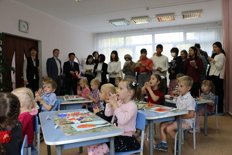 Университет Цукубы, школа № 878, детский сад Ириски, Людмила Сысоева, Япония, МГПУ, педагогическое отделение, дети