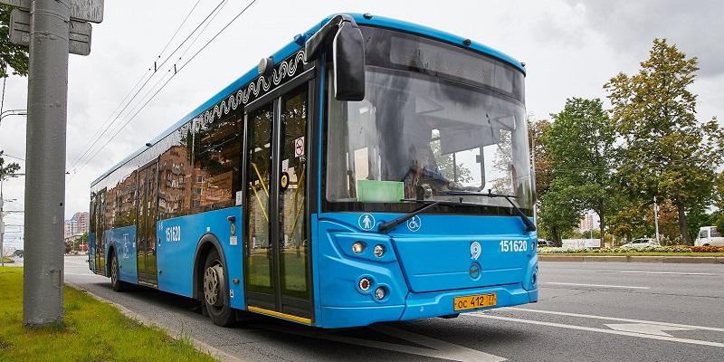 автобус № 907, полуэкспресс маршруты, МКАД, Мосгортранс, Каширское шоссе, выделенная полоса