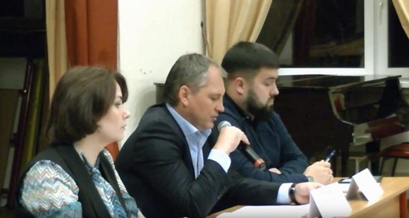 Евгений Силкин, встреча с жителями, благоустройство, управа района Орехово-Борисово Северное