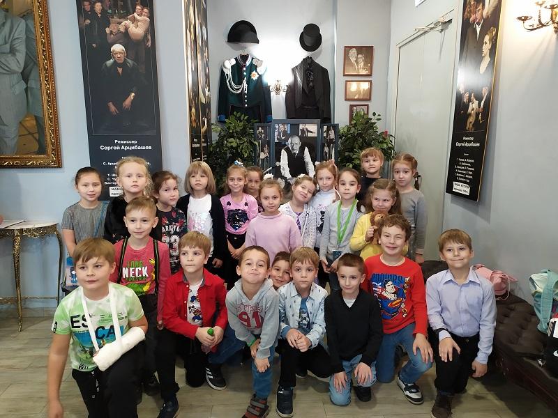 Рикки-Тикки-Тави, Театр на Покровке, Театр в школе, школа № 939, дети, театр