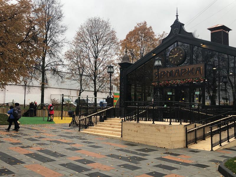 деликатесы, Межрегиональная ярмарка, продукты, торговая площадка, Управа района Орехово-Борисово Северное