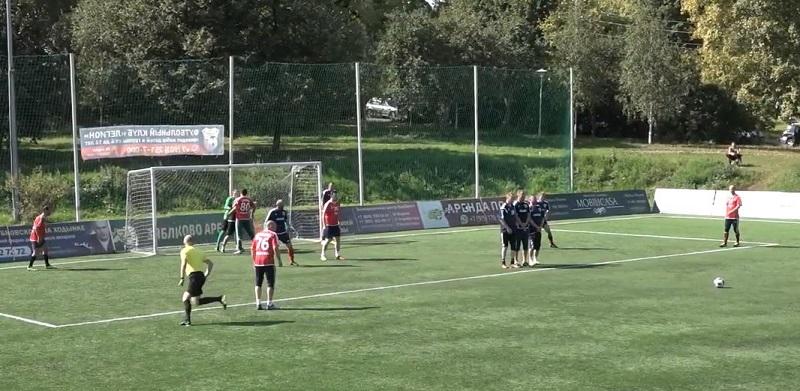 ОБС-Носороги, Южная лига ВФЛ, футбол, Фора