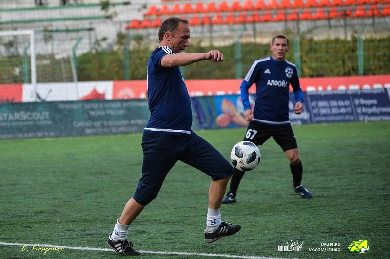 ЛФЛ, мини-футбол, Горняк, ОБС-Носороги