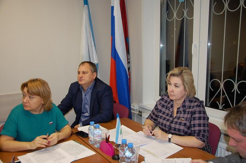 Орехово-Борисово Северное, Евгений Силкин, местное самоуправление, заседание