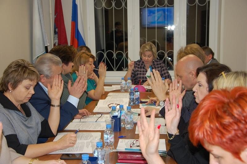 Орехово-Борисово Северное, местное самоуправление, публичные слушания