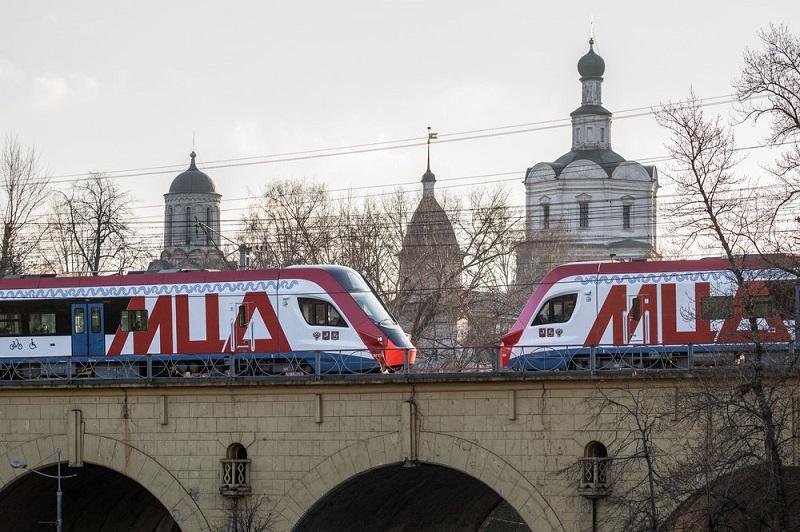Президент РФ, Москва, МЦД, Иволга, транспорт
