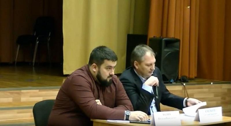 Евгений Силкин, Управа района Орехово-Борисово-Северное, ресурсосбережение, собрание жители