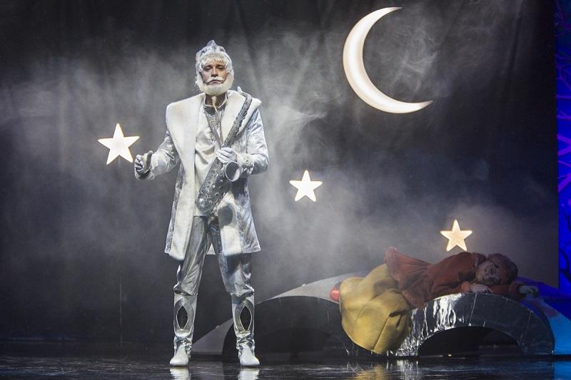 Питер Пен, спектакль, МОГТЮЗ, премьера