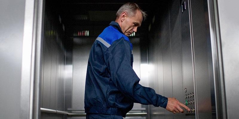 Лифты, замена, каширское шоссе