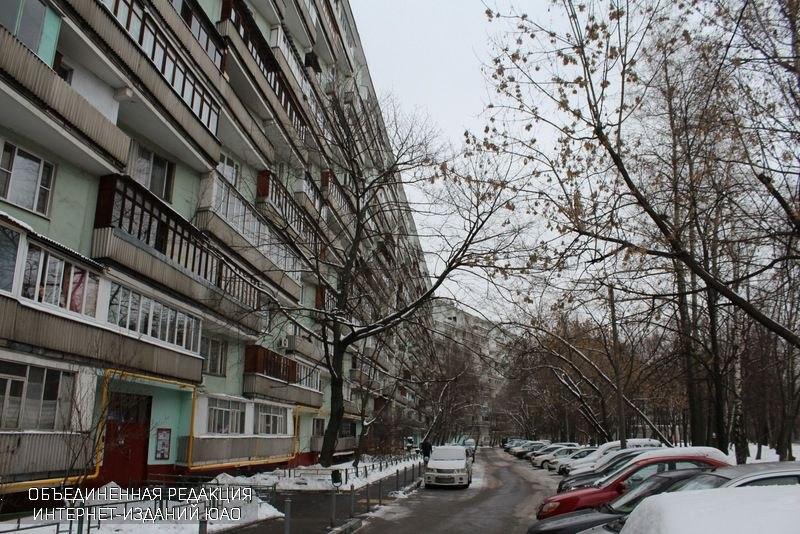 Двор в Орехово-Борисово