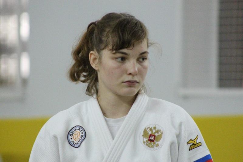 Арина Медведева, СШОР № 47, дзюдо, Первенство Москвы