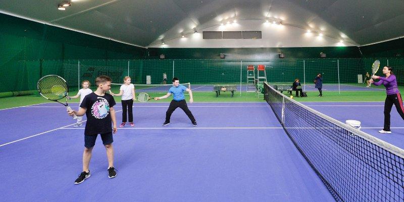 теннисный корт, теннис