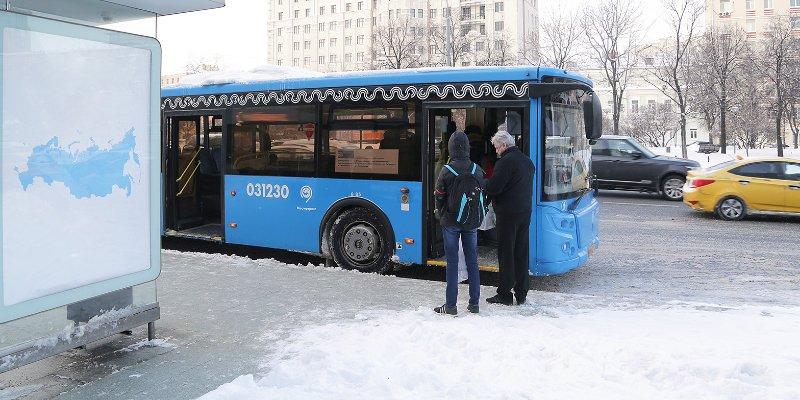 автобус № 907, выделенная полоса, Каширское шоссе, Мосгортранс, полуэкспресс маршруты