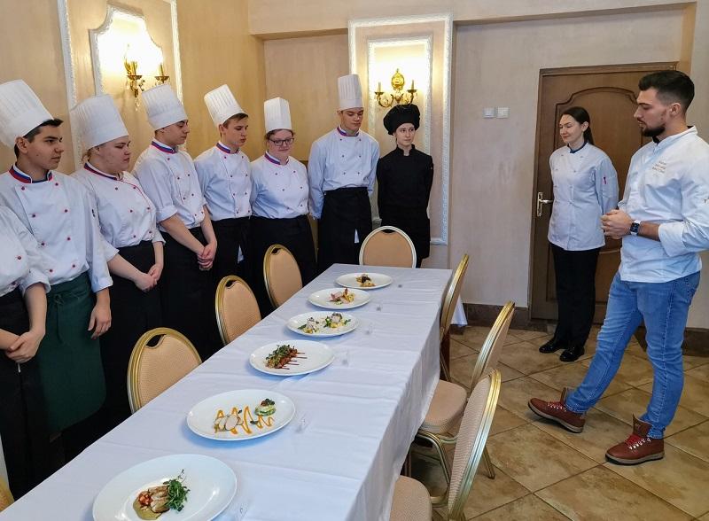 колледж «Царицыно», Chef a la Russe, кулинария, шеф-повар
