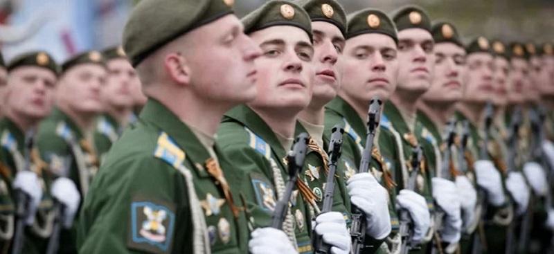 Военные, армия, служба по контракту