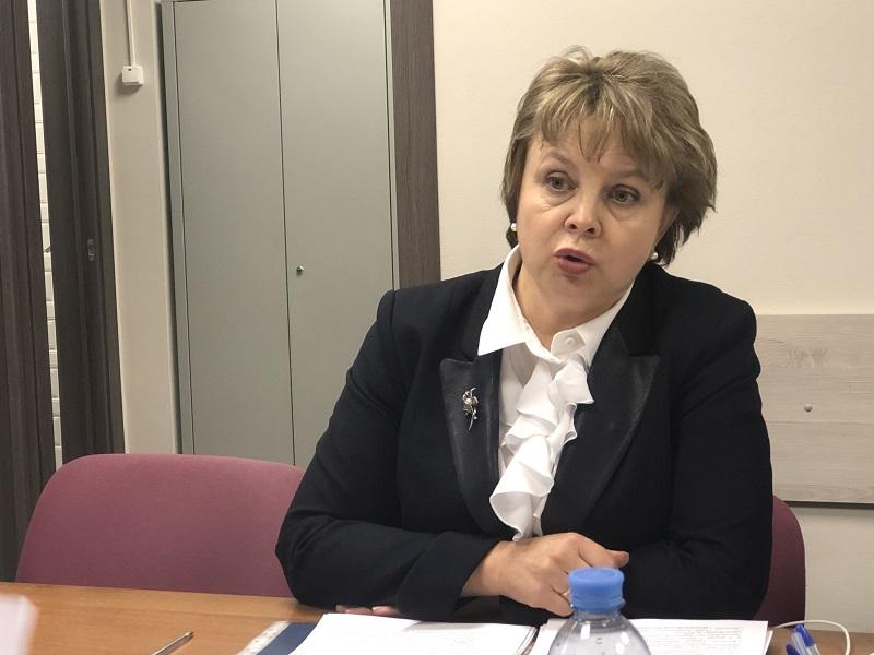 Людмила Сысоева, школа № 878