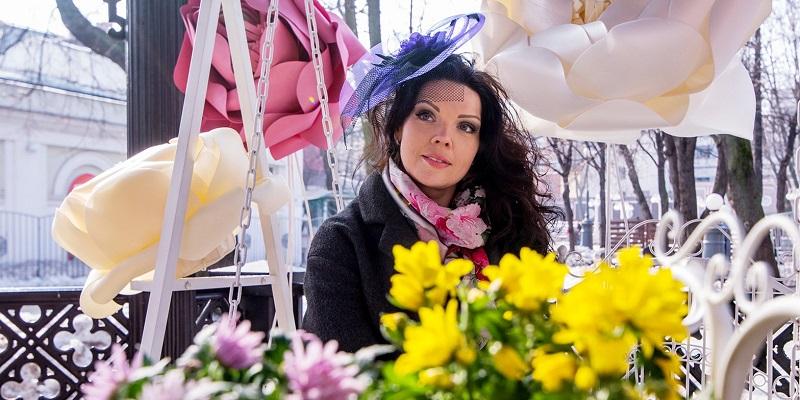 ЖЕНЩИНА, 8 марта, фото с мос.ру