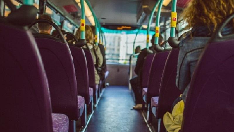 Автобус Волжский