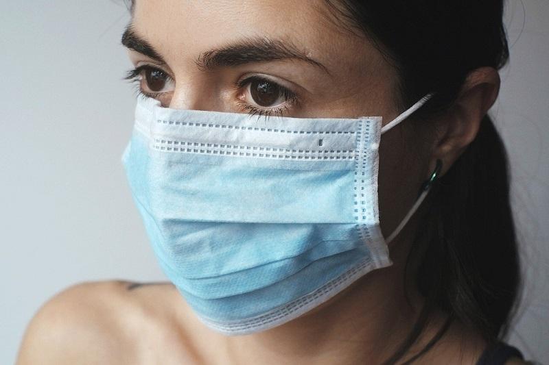 Маска. болезнь, коронавирус, инфекция