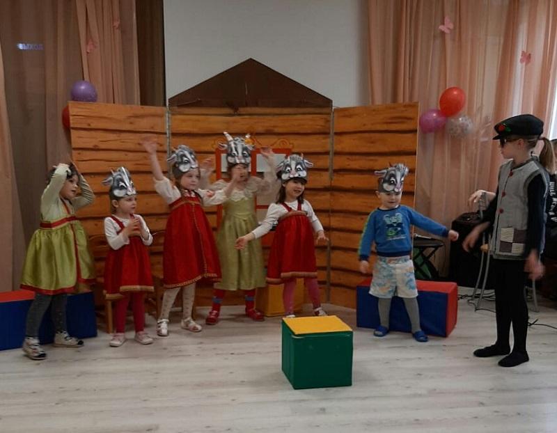 Планета-Семьи, дети, театр