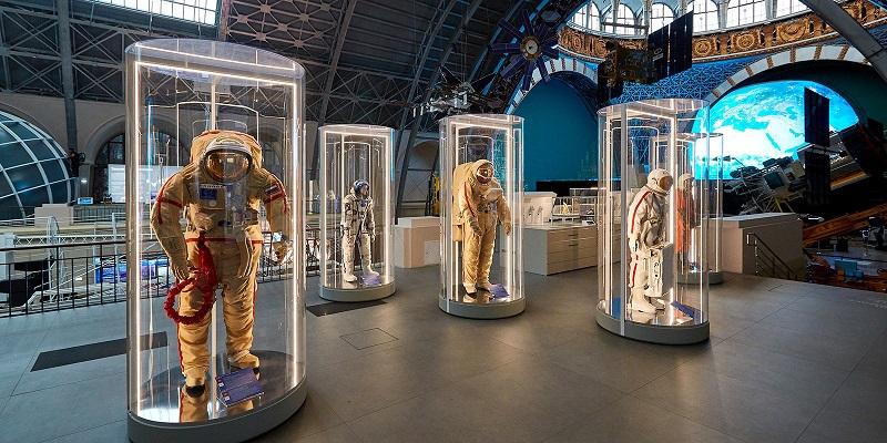 ВДНХ, , День космонавтики, космонавтика и авиация, онлайн