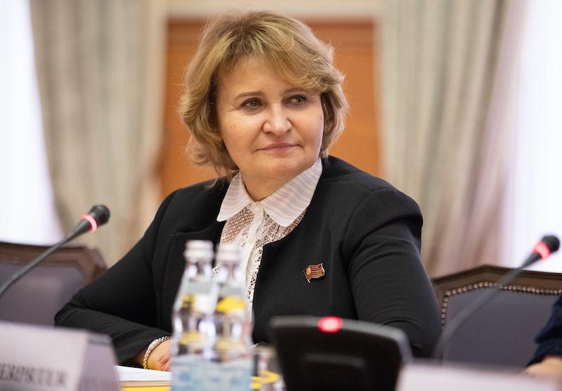 депутат Мосгордумы Людмила Гусева