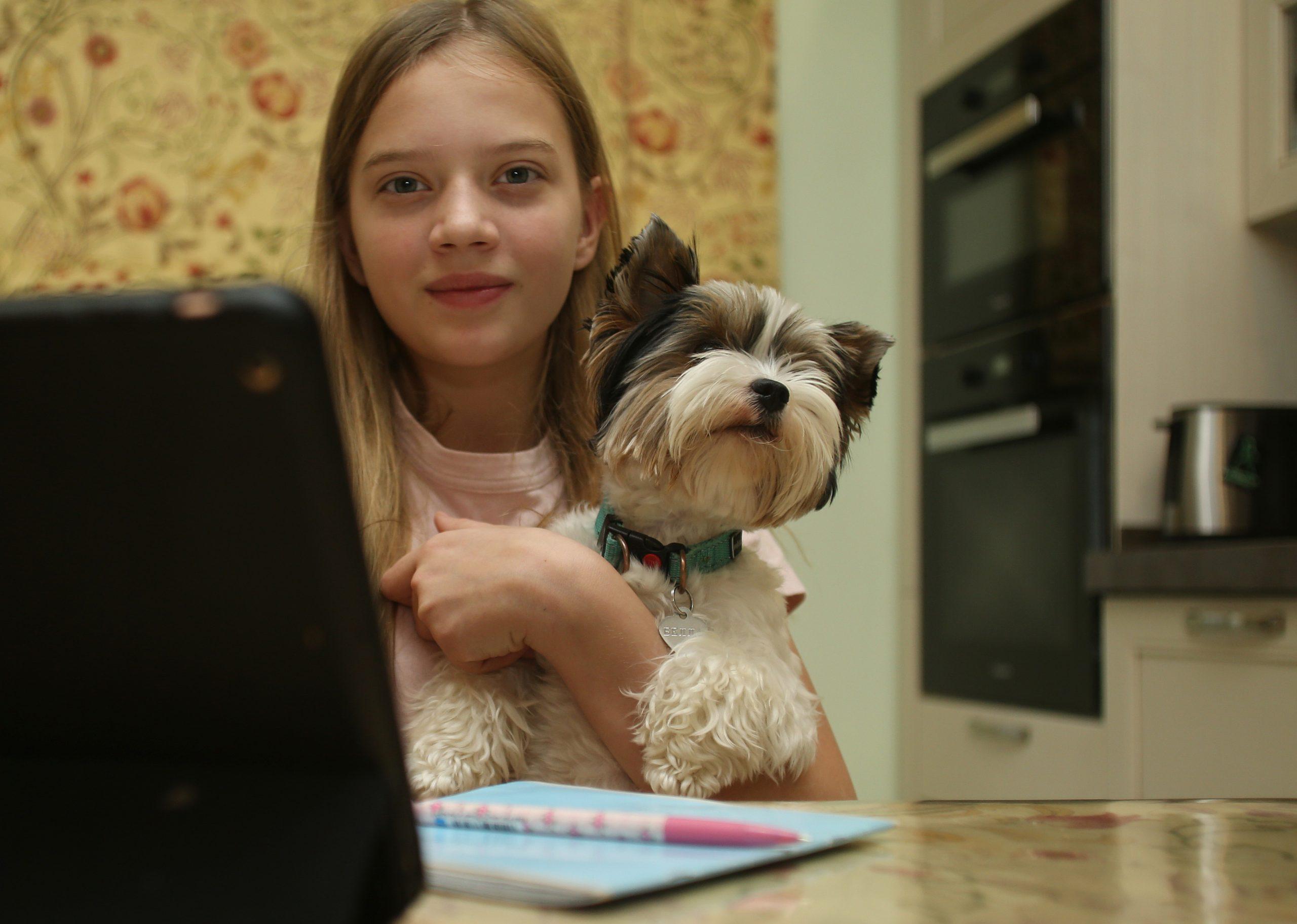 Школьникам района рассказали о лучших электронных пособиях в «МЭШ». Фото: Наталия Нечаева, «Вечерняя Москва»