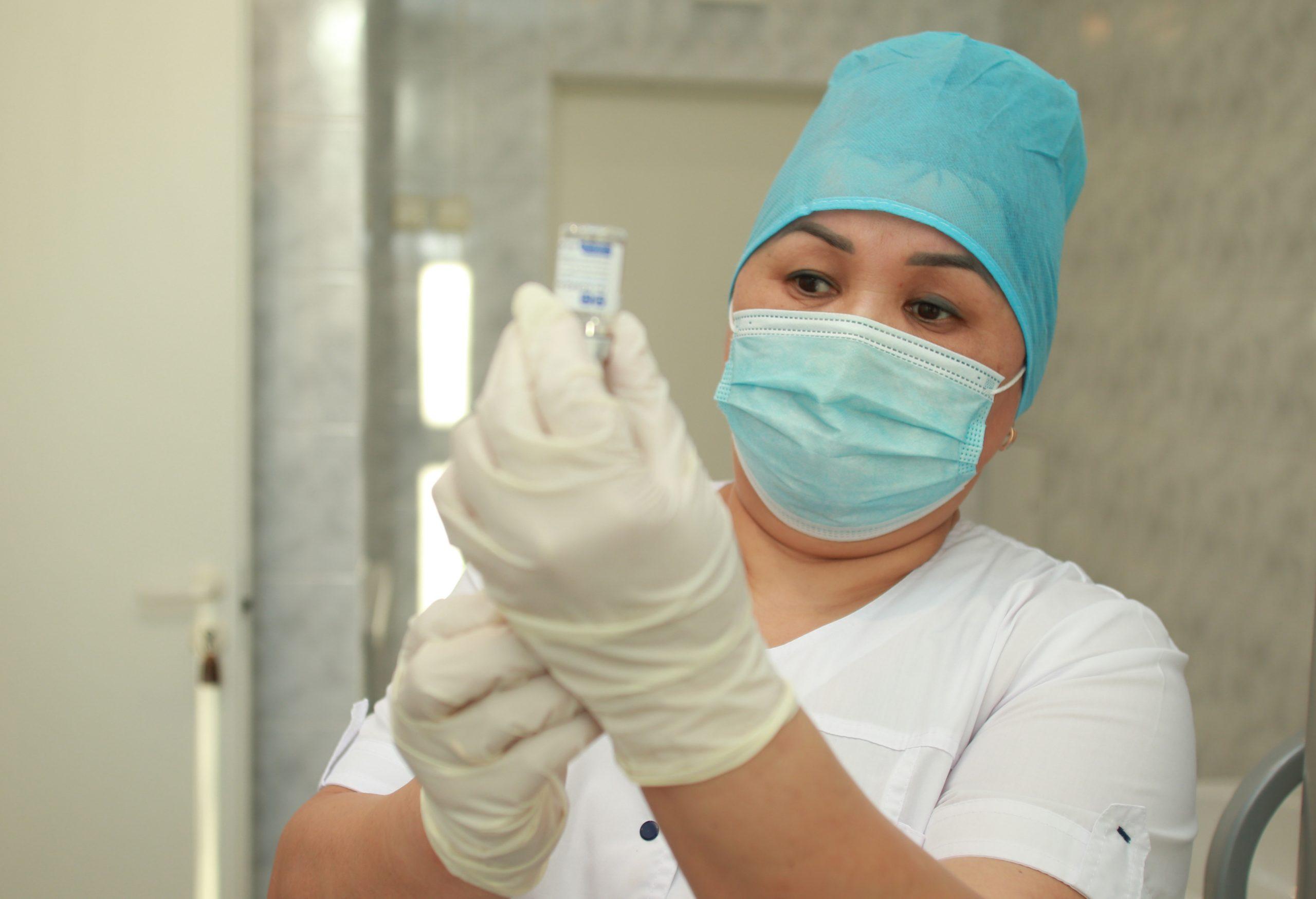 Российская вакцина от COVID-19 заняла лидирующую позицию в мировом рейтинге. Фото: Фото: Наталия Нечаева, «Вечерняя Москва»