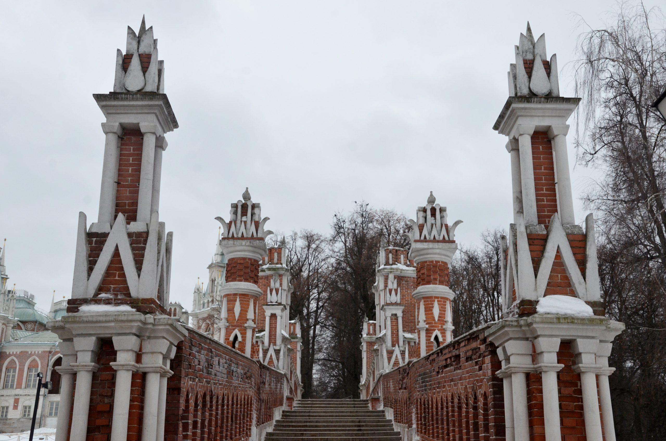 Москвичам рассказали интересные факты о музее-заповеднике «Царицыно». Фото: Анна Быкова