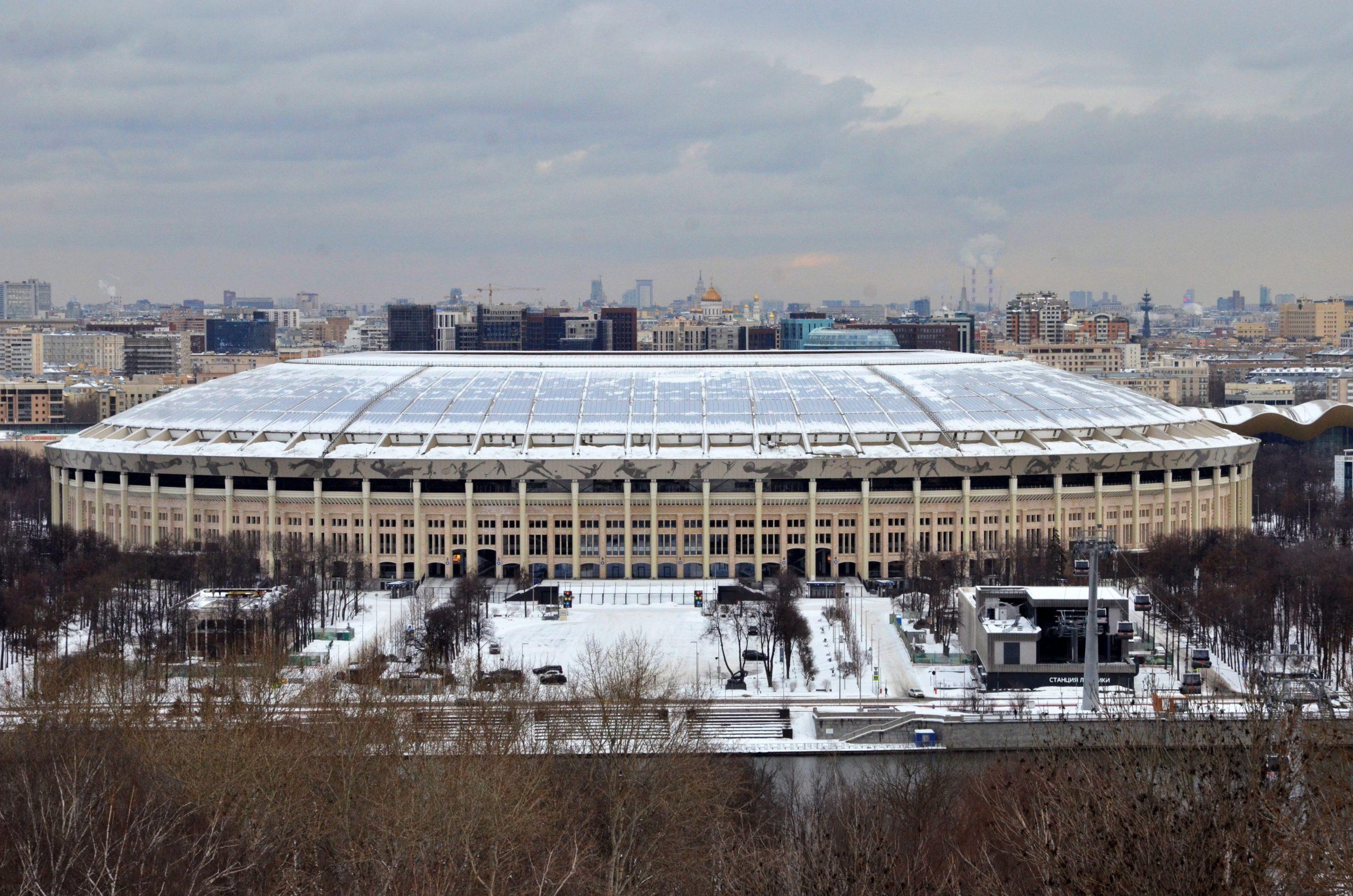 Всероссийский фестиваль прыжков с шестом пройдет в «Лужниках». Фото: Анна Быкова