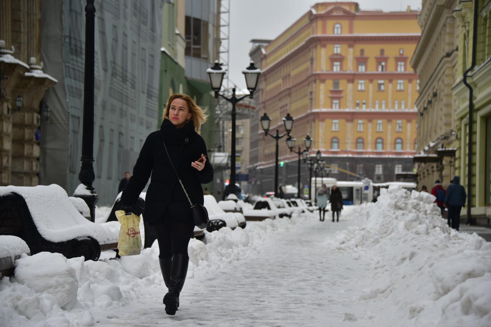 Москвичи смогут с 25 февраля проголосовать за установку памятника на Лубянке. Фото: Антон Гердо, «Вечерняя Москва»