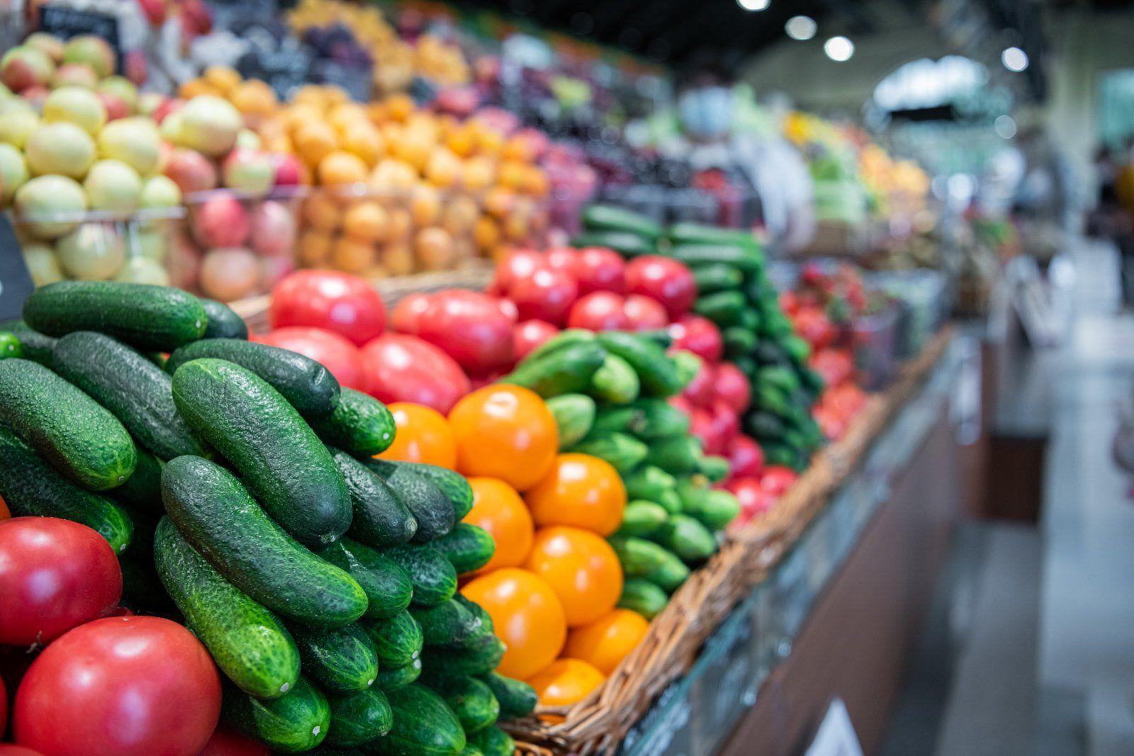 Современный рынок скоро откроют в Южном округе. Фото: «Вечерняя Москва»