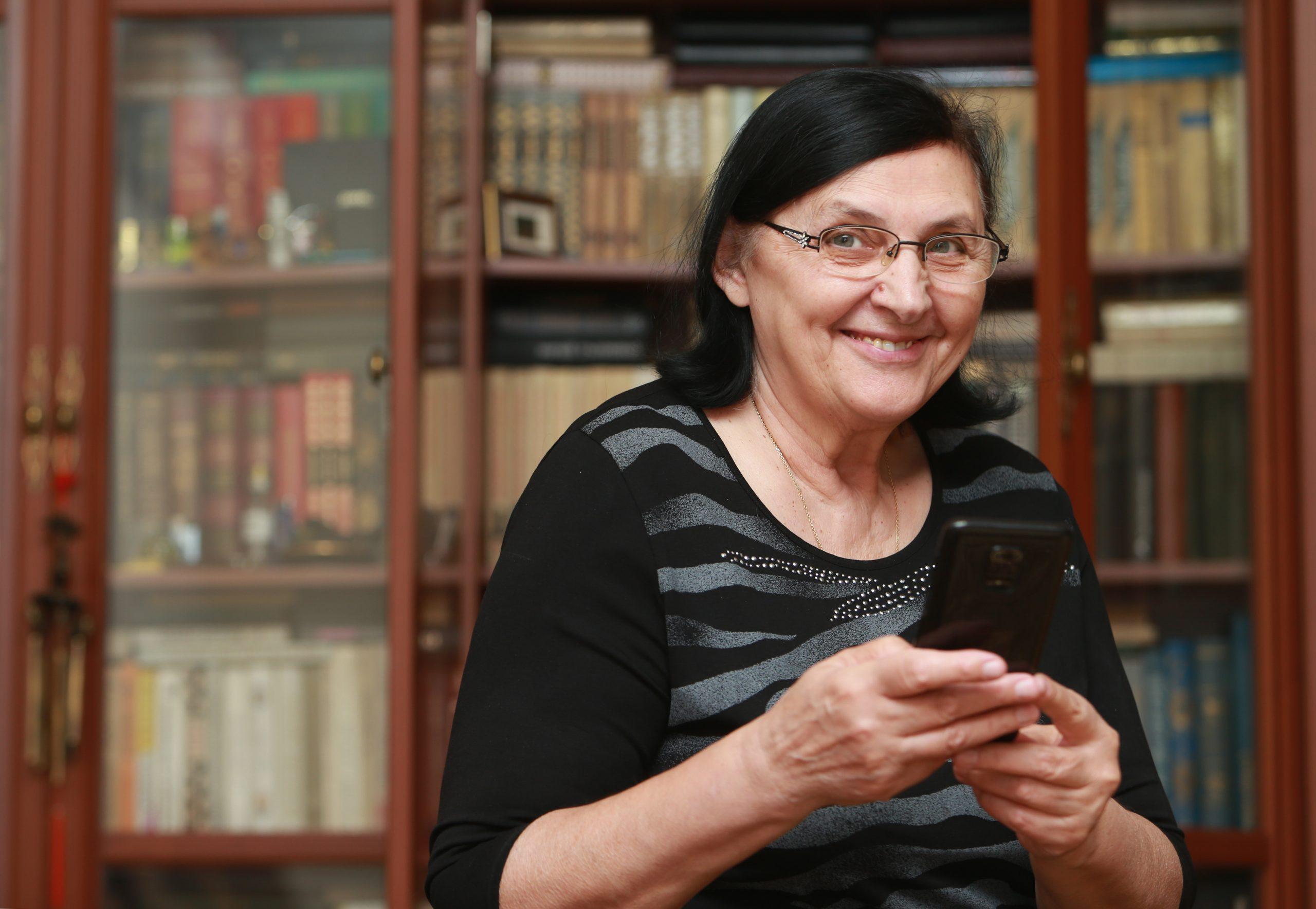 Три года исполнилось столичному проекту «Московское долголетие». Фото: Наталия Нечаева, «Вечерняя Москва»