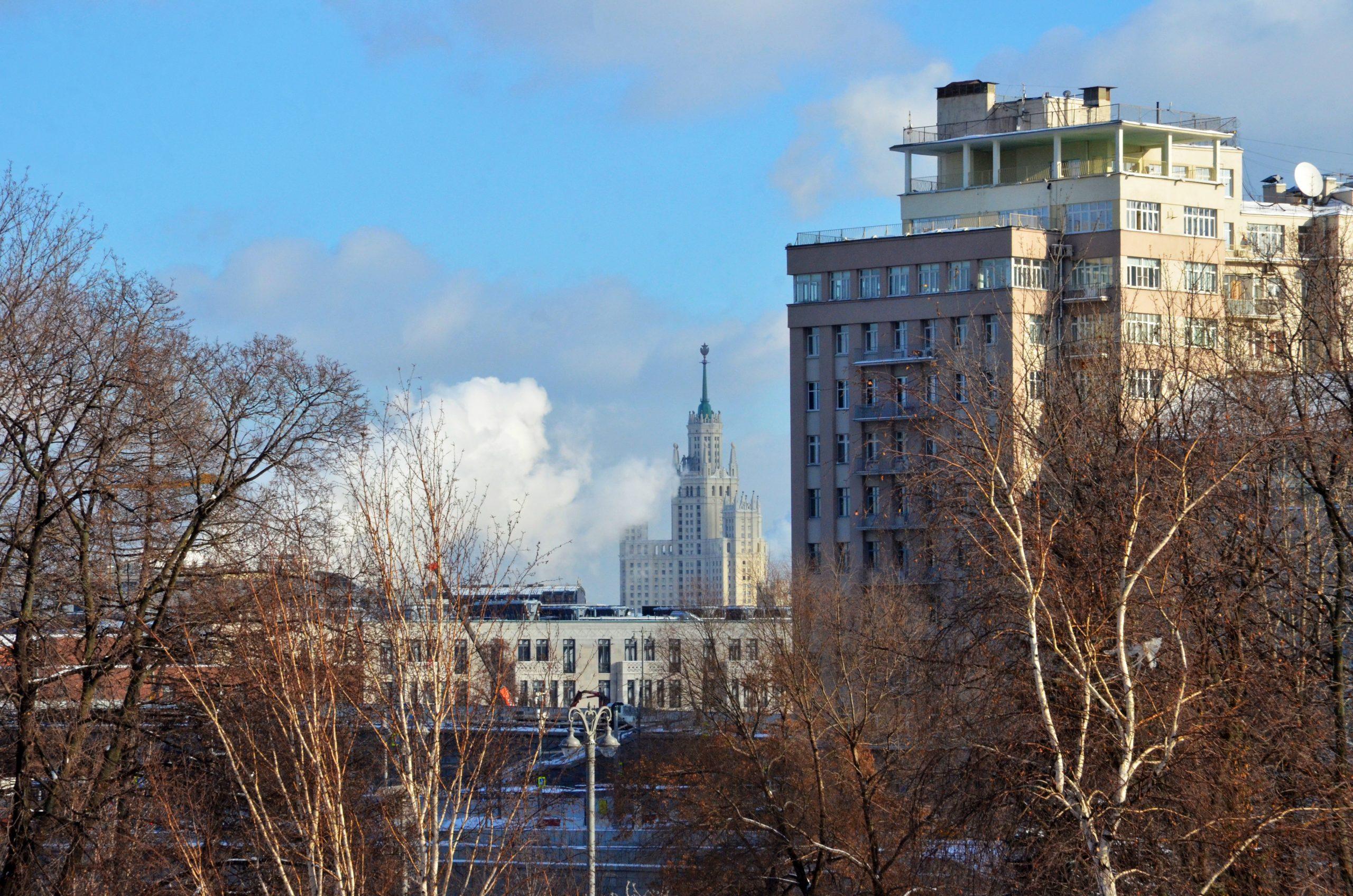Новый спорткомплекс появится в районе Москворечье-Сабурово. Фото: Анна Быкова