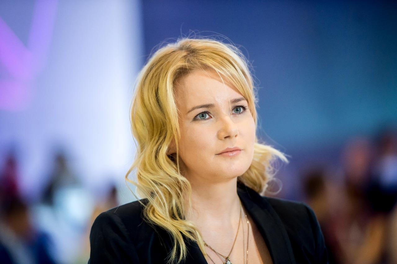 На фото Наталья Сергунина